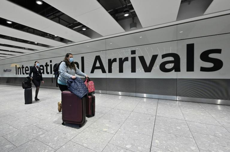 Passengers must have a negative Covid-19 test result from within three days of travel