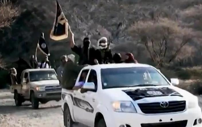Militants from Al-Qaeda in the Arabian Peninsula (AQAP) have been behind several plots against Western targets (AFP Photo/)