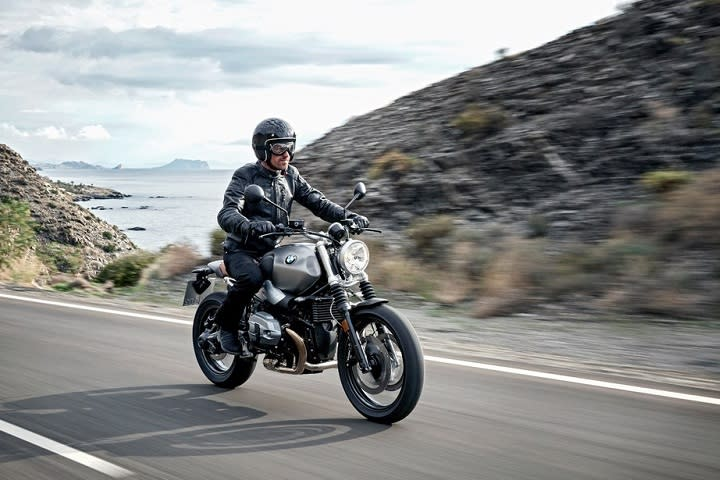 BMW R nine T Scrambler 3