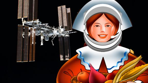 Astronauts to Get Thanksgiving Feast in Space