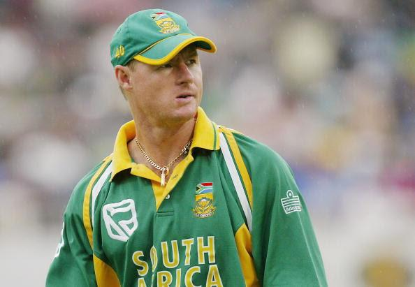 Lance Klusener played international cricket for South Africa from 1996 to 2004
