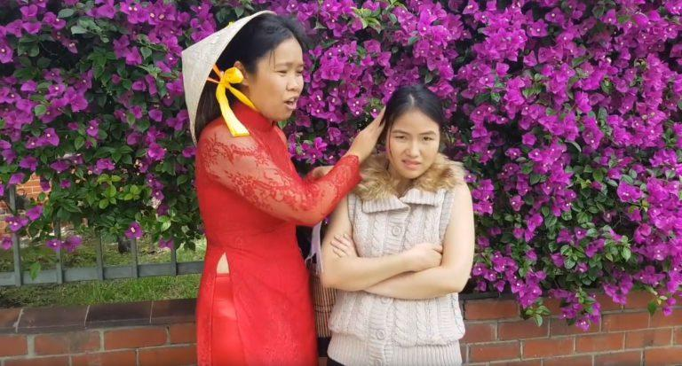 Australian Vietnamese comedian Diana Nguyen has created and stars in new YouTube series, Phi and Me