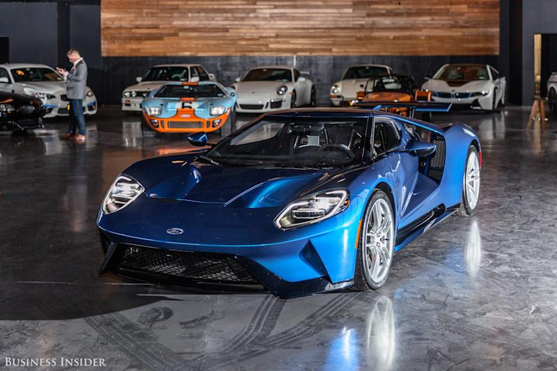 Ford GT 10