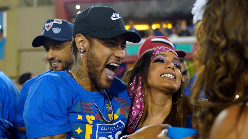 Neymar 'immensely happy' to miss 2020 Rio Carnaval festivities