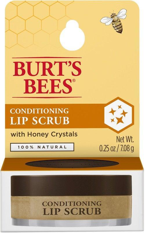 """<h3>Burt's Bees Lip Treatment Lip Scrub</h3><br>With exfoliating honey crystals, Burt's Bees' 100% natural lip scrub formula buffs away rough skin <em>and </em>gets rid of long-lasting liquid lipsticks. The brand recommends using it two to three times a week when needed.<br><br><strong>Burt's Bees</strong> Burt's Bees Lip Treatment Lip Scrub, $, available at <a href=""""https://go.skimresources.com/?id=30283X879131&url=https%3A%2F%2Fwww.ulta.com%2Flip-treatment-lip-scrub%3FproductId%3DxlsImpprod17291103"""" rel=""""nofollow noopener"""" target=""""_blank"""" data-ylk=""""slk:Ulta"""" class=""""link rapid-noclick-resp"""">Ulta</a>"""