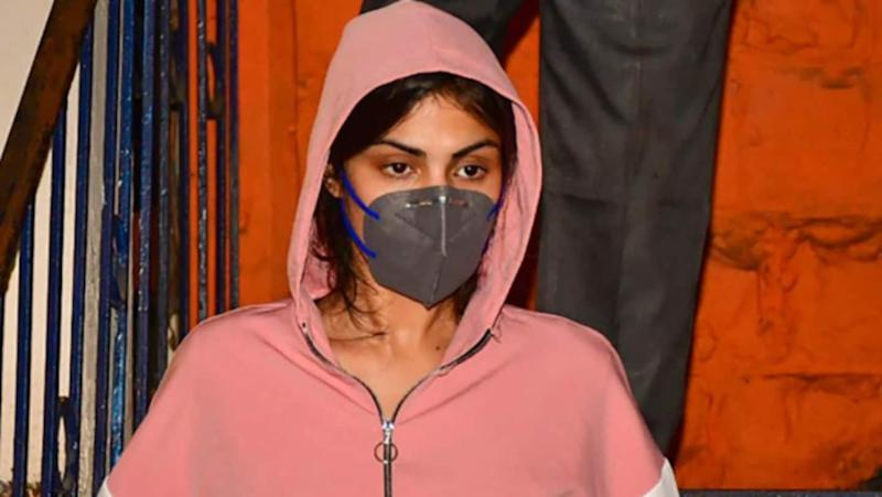 Rhea Chakraborty shifted to separate cell in Mumbai