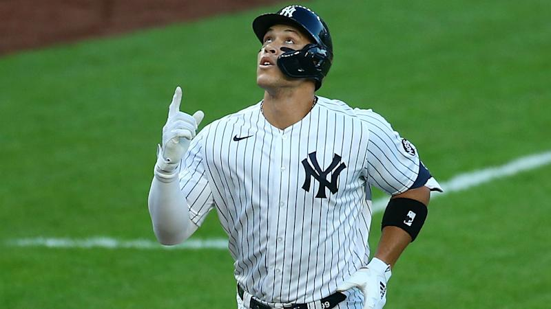 Yankees stay hot with fifth straight win, Dodgers hit four homers in D-Backs rout