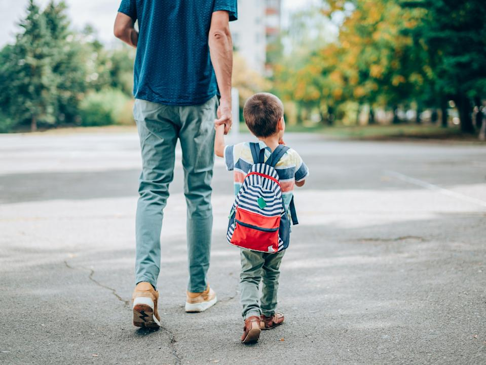 Legislation needs to catch up with the changing roles of fathers (Getty Images)