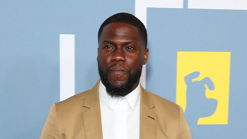 Kevin Hart Released From Hospital 10 Days After Car Crash