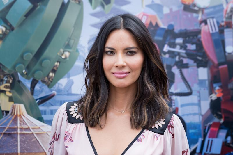 Olivia Munn Just Cleared Up Rumors She's Dating Chris Pratt in the Nicest Way