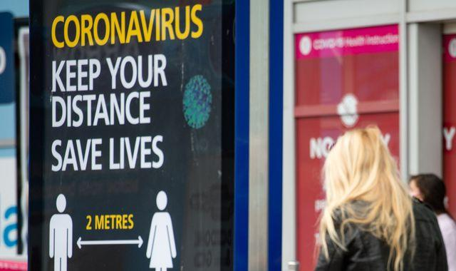 Coronavirus: Experts fear UK is ill-prepared for COVID-19 winter peak