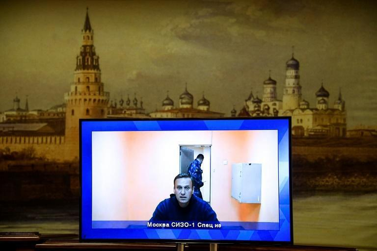 Navalny says Putin ordered the near-fatal poisoning attack on him