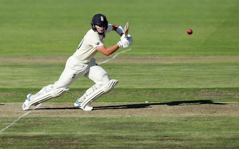 St George's Park, Port Elizabeth, South Africa - January 16, 2020 England's Ollie Pope in action - Credit: REUTERS