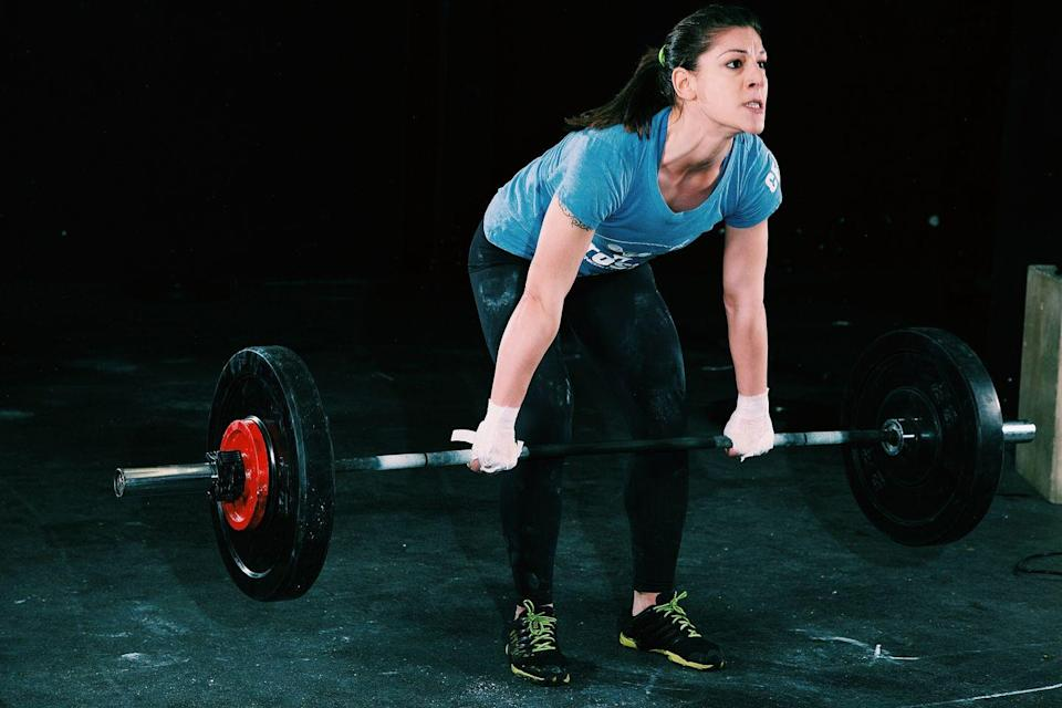 """<p>Simply being next in line doesn't cut it when you're trying to find the fittest person in the world. That's why the <a href=""""https://s3.amazonaws.com/crossfitpubliccontent/CrossFitGames_Rulebook.pdf"""" rel=""""nofollow noopener"""" target=""""_blank"""" data-ylk=""""slk:CrossFit Games don't backfill any spots"""" class=""""link rapid-noclick-resp"""">CrossFit Games don't backfill any spots</a>. </p>"""