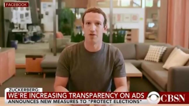 CBS has requested Facebook to take down Mark Zuckerberg's deepfake video from Instagram as it makes unauthorised use of the organisation's trademark.