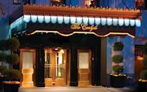 """<p>There might not be a more traditional Upper East Side experience than drinks at <a href=""""https://www.rosewoodhotels.com/en/the-carlyle-new-york/dining/bemelmans-bar"""" rel=""""nofollow noopener"""" target=""""_blank"""" data-ylk=""""slk:Bemelmens Bar"""" class=""""link rapid-noclick-resp"""">Bemelmens Bar</a> and a show at <a href=""""https://www.rosewoodhotels.com/en/the-carlyle-new-york/dining/cafe-carlyle"""" rel=""""nofollow noopener"""" target=""""_blank"""" data-ylk=""""slk:Café Carlyle"""" class=""""link rapid-noclick-resp"""">Café Carlyle</a>. The cabaret theater has hosted luminaries like Alan Cumming and Judy Collins since its debut in 1955. Unfortunately due to COVID-19, Cafe Carlyle is closed until further notice.</p>"""