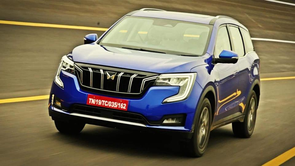 With 50,000 bookings, Mahindra XUV700 sold out for six months