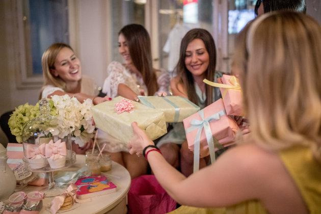 Baby showers are lovely, but new parents often need more practical help.