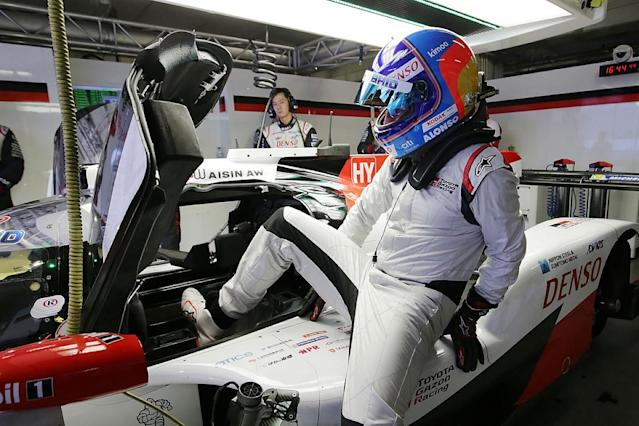 "Fernando Alonso has fully integrated himself with the Toyota World Endurance Championship LMP1 team and is now ""one of the lads"" at the squad, according to reserve driver Anthony Davidson"