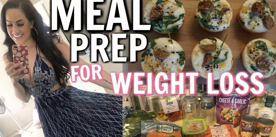 Jordan Cheyenne first achieved social media success with meal prep videos that were viewed millions of time.