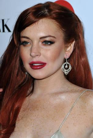 Lindsay Lohan accused of racist insult by alleged assault victim