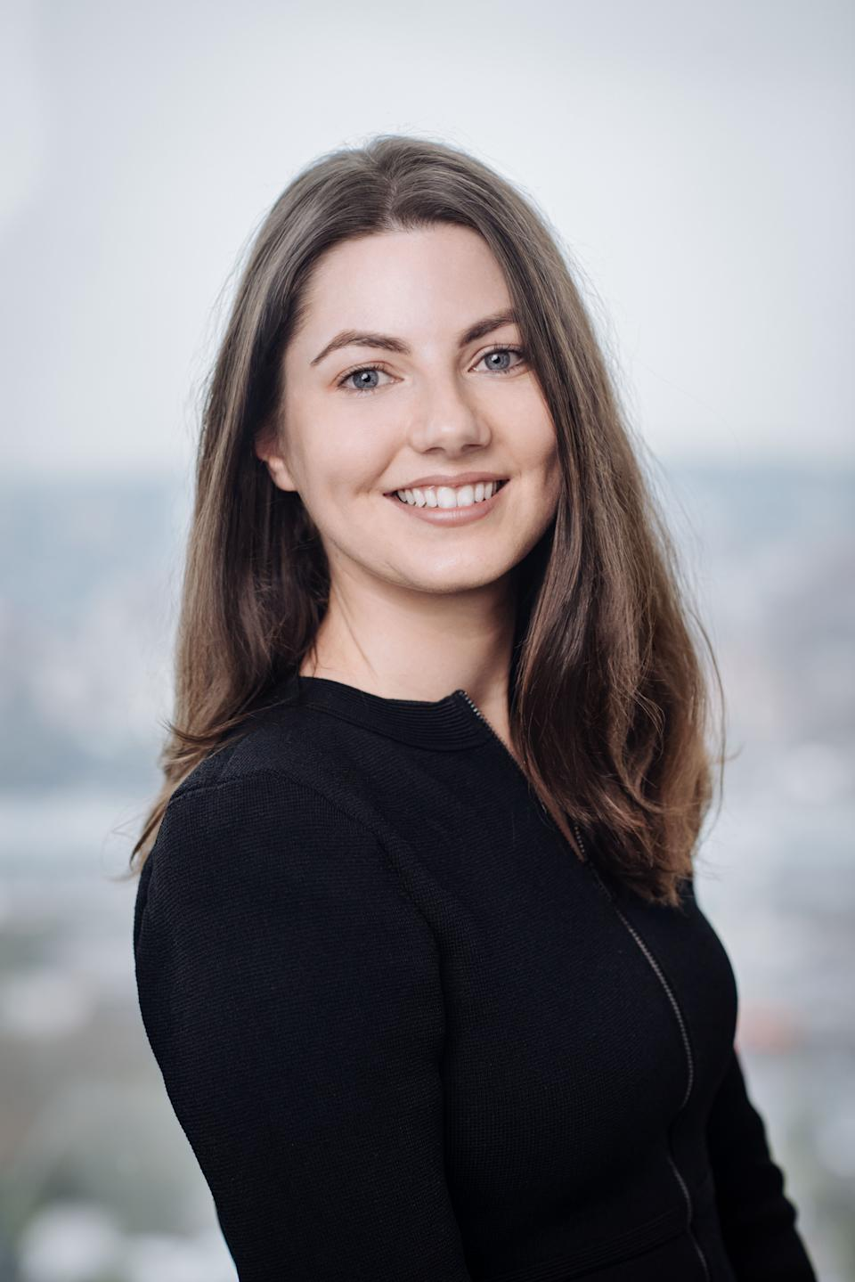 Emilie O'Neill, Co-Head of ESG & Equities Analyst at Perennial Better Future. (Source: Supplied)