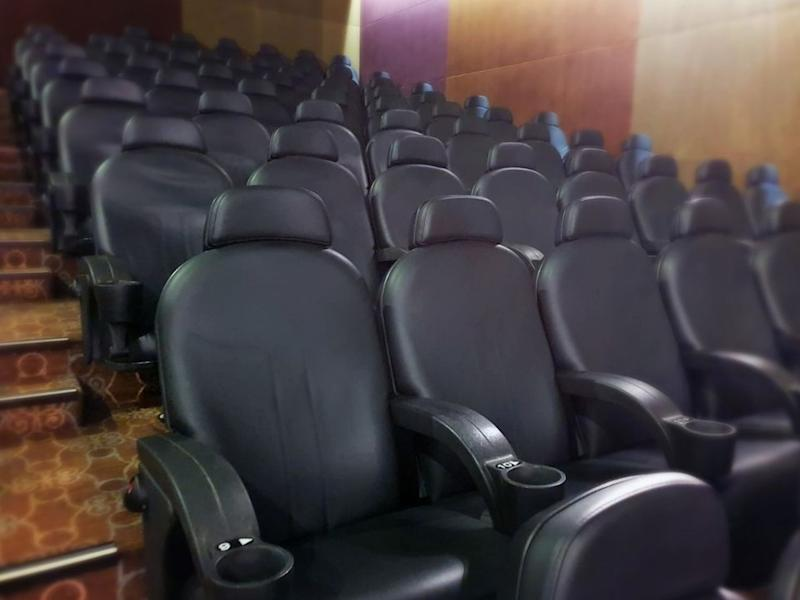 Singapore is allowing more admittance into cinema halls starting from this 1 October.