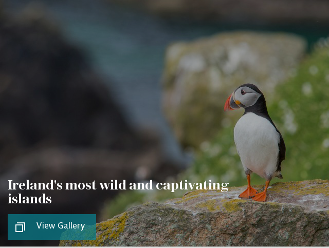 Ireland's most wild and captivating islands