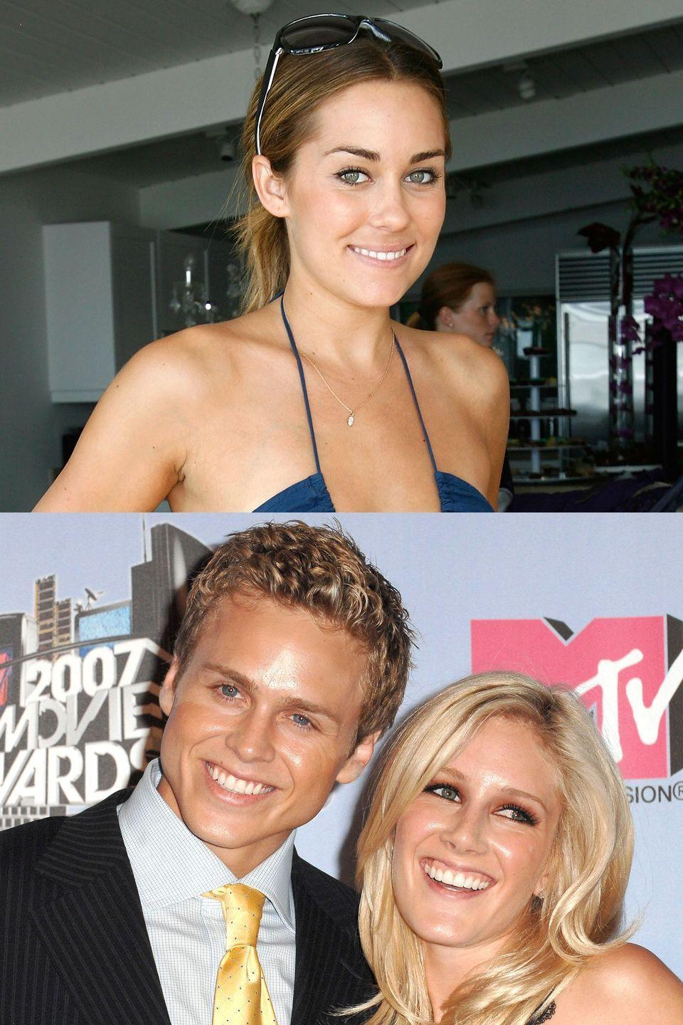 "<p>All hell broke loose for the cast of <em>The Hills</em> when <a href=""http://www.eonline.com/news/841837/it-s-been-10-years-since-lauren-conrad-and-heidi-montag-s-friendship-ended-looking-back-at-what-went-down"" rel=""nofollow noopener"" target=""_blank"" data-ylk=""slk:Perez Hilton reported"" class=""link rapid-noclick-resp"">Perez Hilton reported</a> that Conrad had made a sex tape with then boyfriend Jason Wahler. Conrad immediately denied the tape's existence, and mentioned that a friend ""didn't even call or text"" her any support. That friend was easily identified as Montag, and when the show's next season premiered, Conrad famously yelled at her, ""You know what you did!"" </p>"