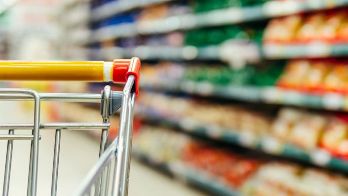Elderly and vulnerable customers are being prioritised by some shops, like Sainsbury's (Stockphoto)
