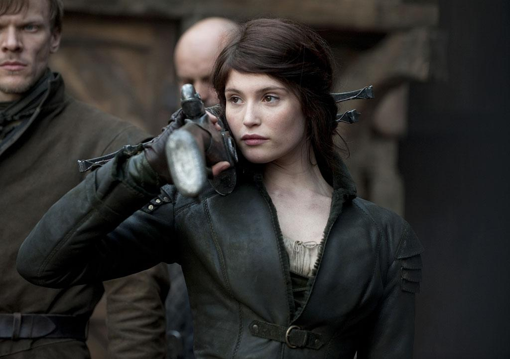 "Gemma Arterton in Paramount Pictures' ""Hansel & Gretel: Witch Hunters"" - 2013"