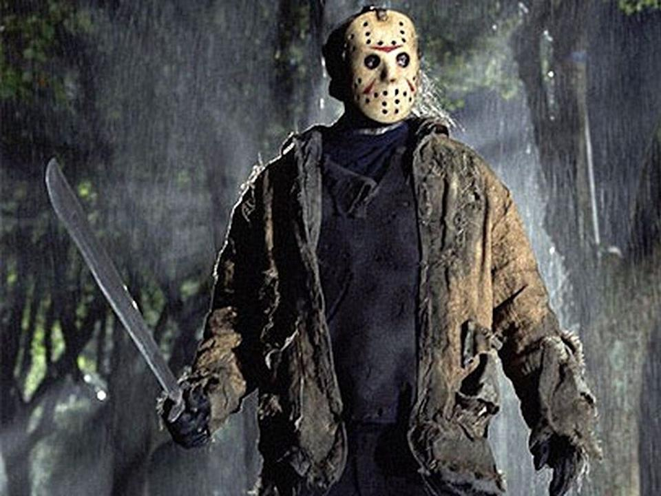 Friday the 13th Paramount