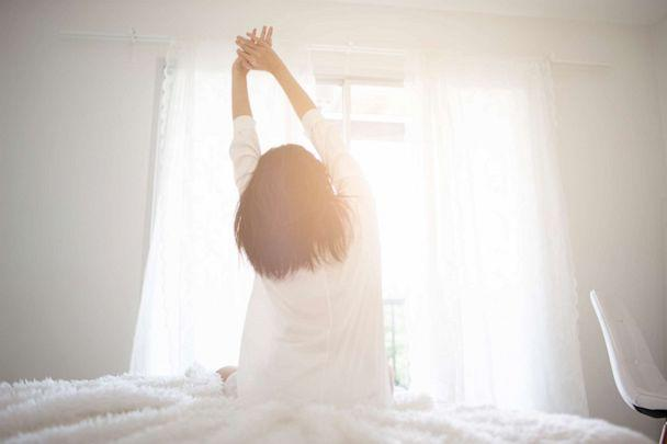 PHOTO: Bed, sunlight.bedroom. (STOCK PHOTO/Getty Images)
