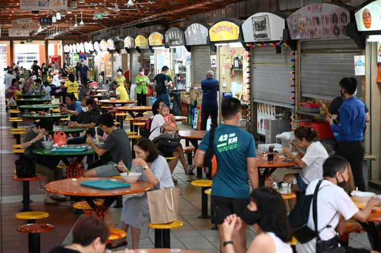 Hawker centres are an important part of Singapore's cultural identity