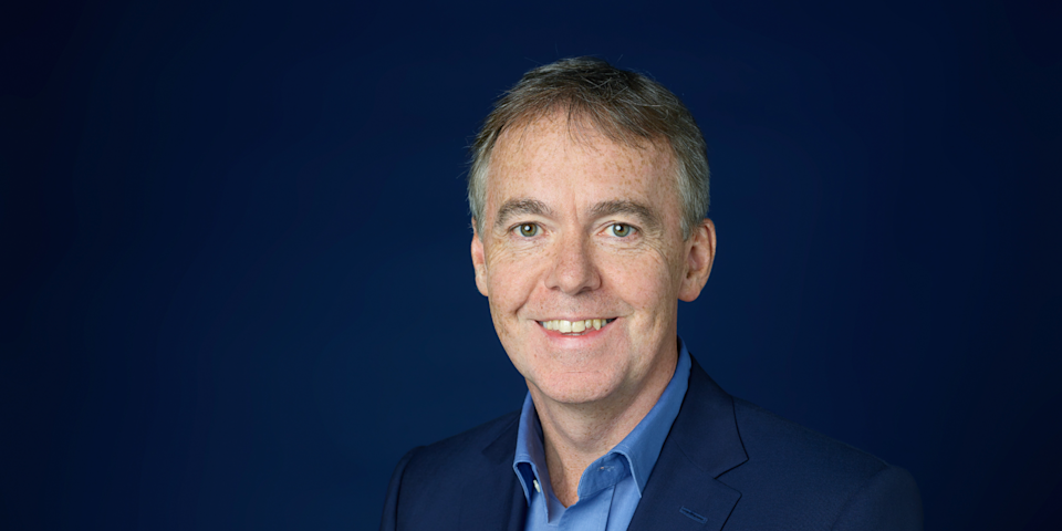 4) Jeremy Darroch, CEO, Sky. Photo: Sky