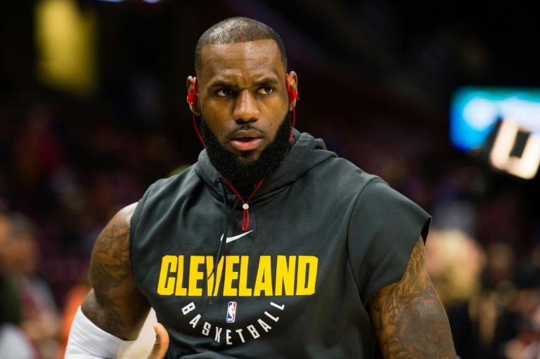 "LeBron James, star of the NBA's Cleveland Cavaliers, will be one of the executive producers of eight-episode series ""Best Shot"""