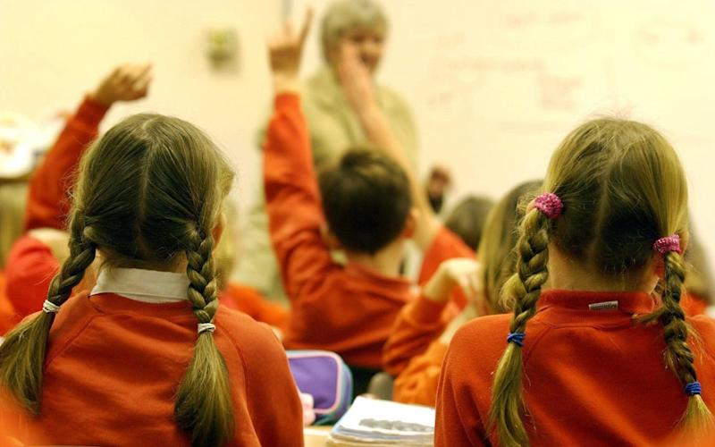 It is has become commonplace for teachers to adopt a particularly stern tone when addressing parents - PA