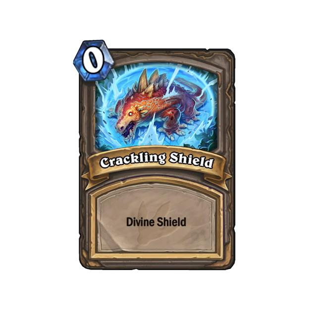 <p>Need a good trade? Crackling Shild is your Adapt choice. </p>