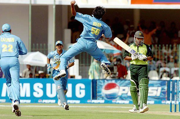 Irfan played over 100 ODIs for India
