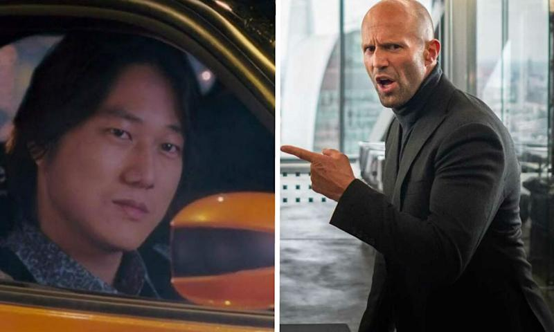 Fast & Furious writer says Han will get justice after Deckard Shaw murdered him (Credit: Universal)