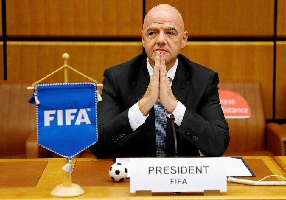 Fifa and its president, Gianni Infantino, are working on a revamped Club World Cup.