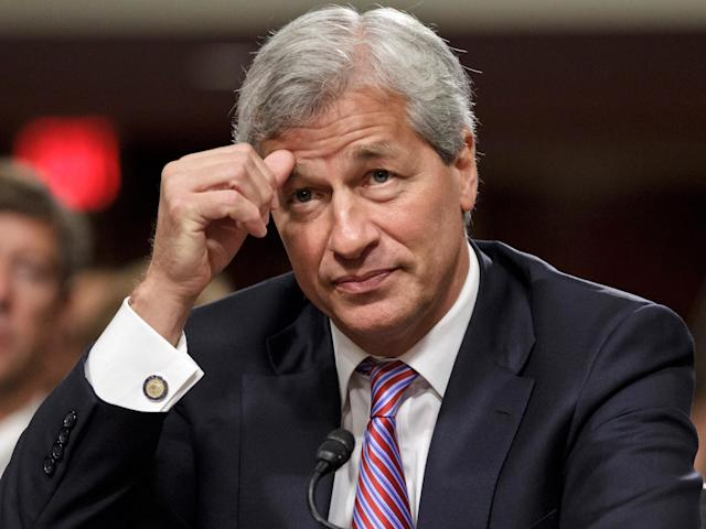 JPMorgan CEO Jamie Dimon's comments on markets, the economy, and everything else will be closely watched on Friday.
