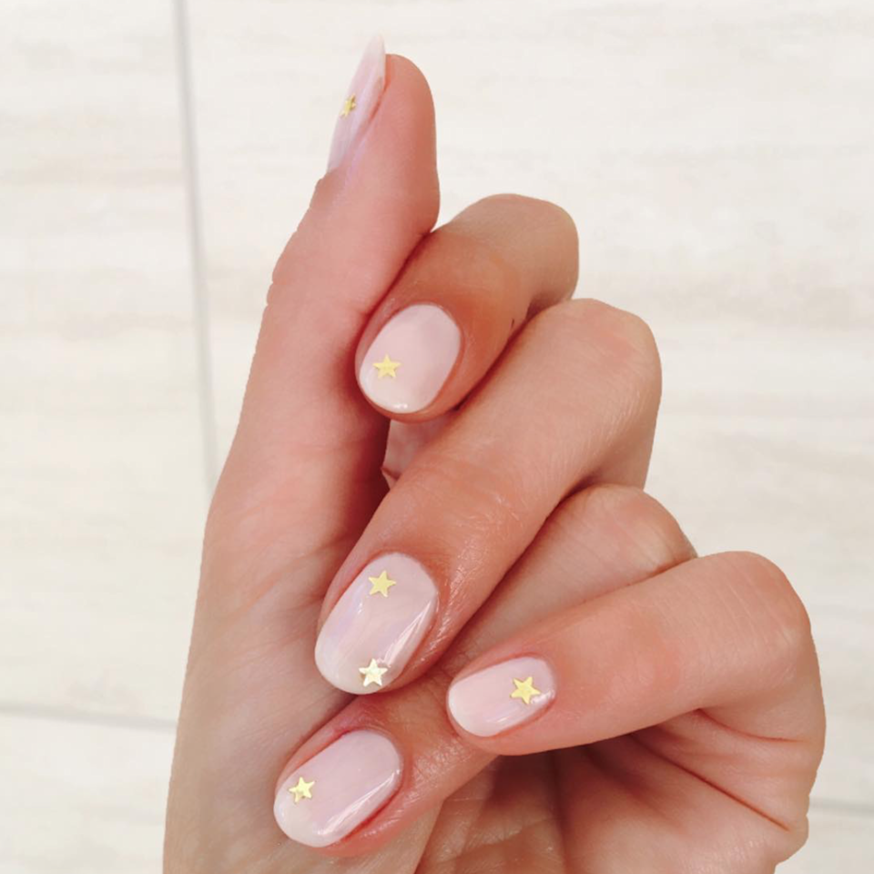 13 Nail Art Designs For Short Nails