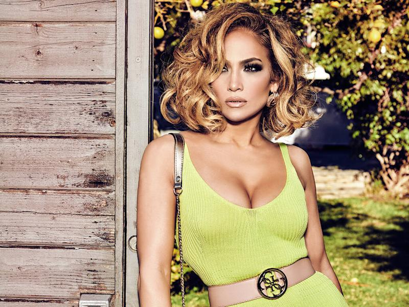 Jennifer Lopez returns as face of Guess for spring 2020 campaign