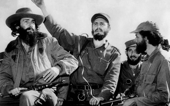 The peso has not been devalued since Fidel Castro took power more than half a century ago - POPPERFOTO