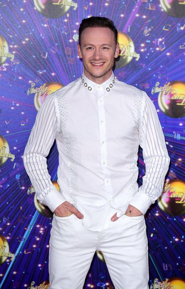 Kevin Clifton (Photo: Ian West - PA Images via Getty Images)