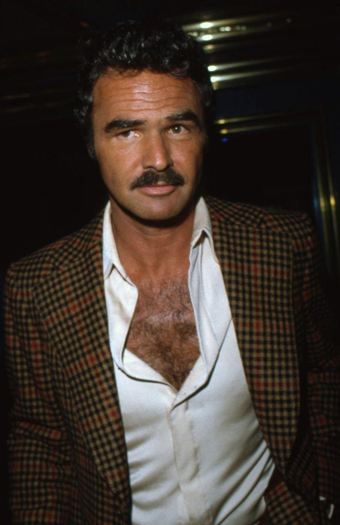 Burt Reynolds pictured in July 1980 in Los Angeles. (Photo: Ron Eisenberg/Michael Ochs Archives/Getty Images)