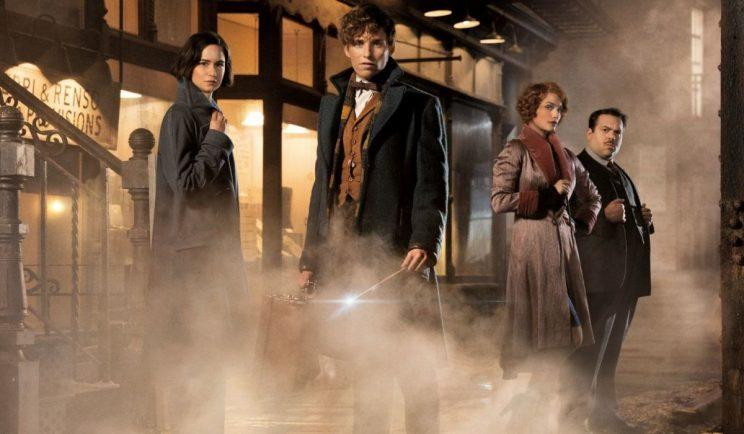 Fantastic Beasts 2 to have Dumbledore, Grindelwald's teen version