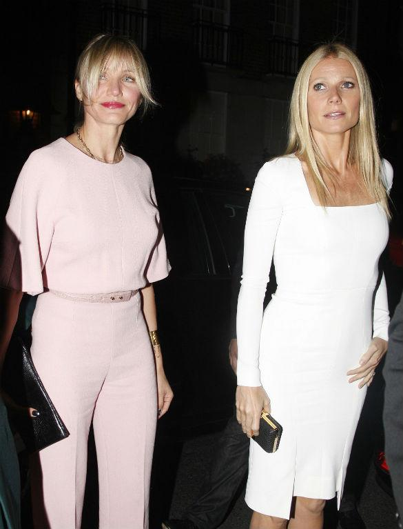 Has Gwyneth Paltrow Put Cameron Diaz On 'Sex Ban' To Help Her Settle Down?