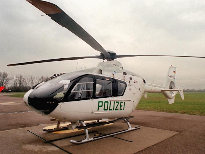 EC 135 Helicopter
